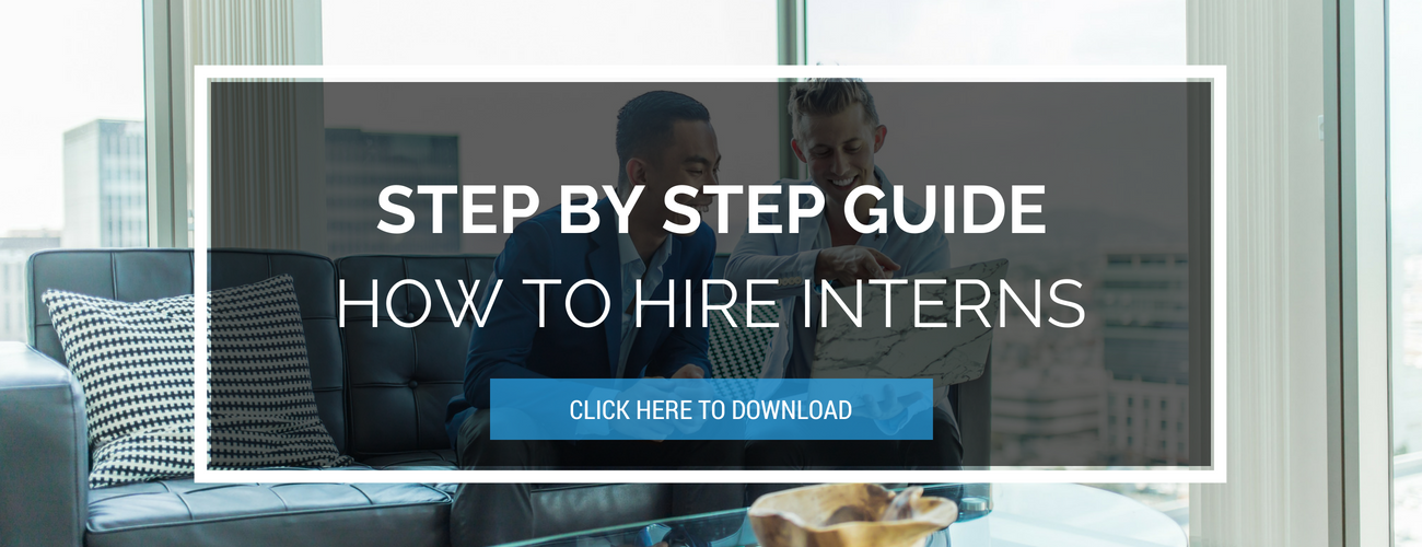 How To Hire Interns