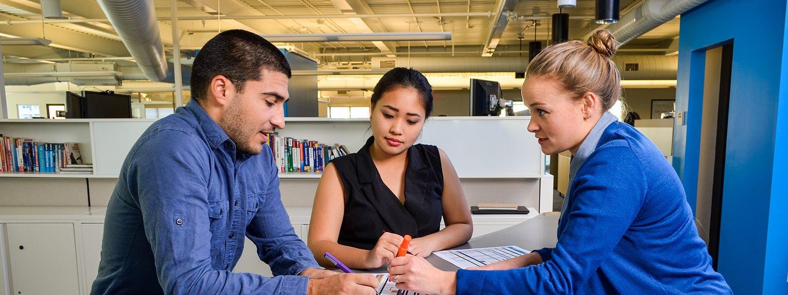 Marketing internship abroad participants