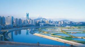 Shenzhen City - Language Program