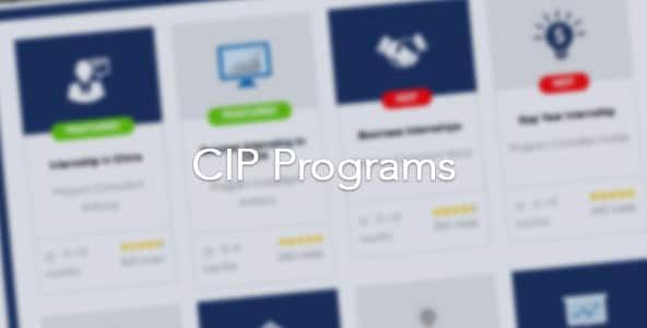 CIP Programs