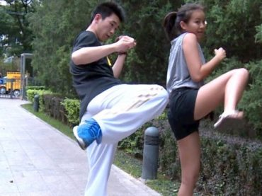 Chinese Summer Camp Kunfu Classes
