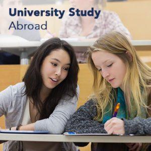 University Study Abroad