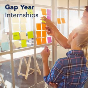 Gap Year Internships in China
