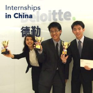 Internships in China